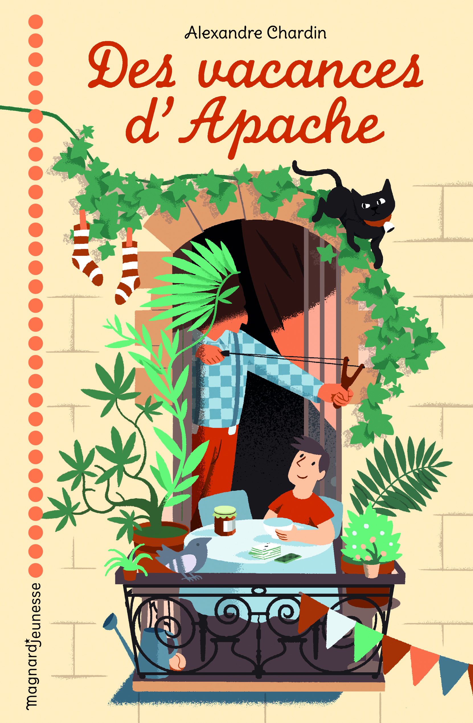 DES VACANCES D'APACHE