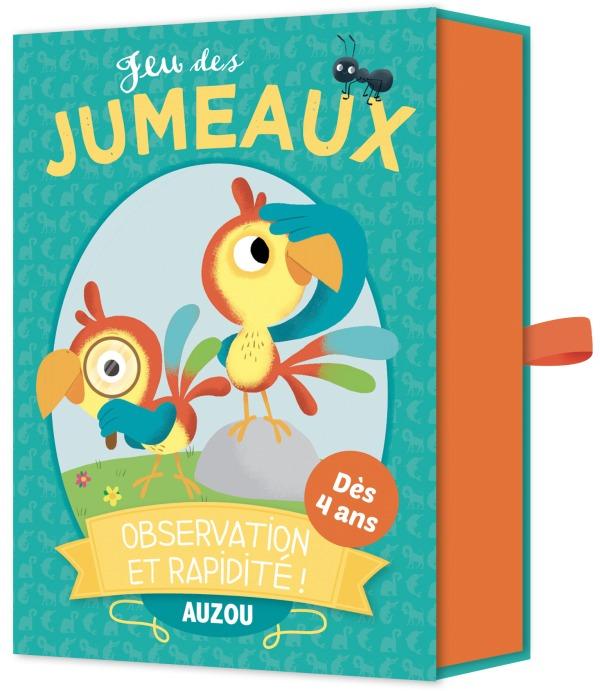 JEU DES JUMEAUX - OBSERVATION ET RAPIDITE !