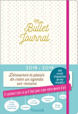 MON BULLET JOURNAL MEMONIAK 2018-2019