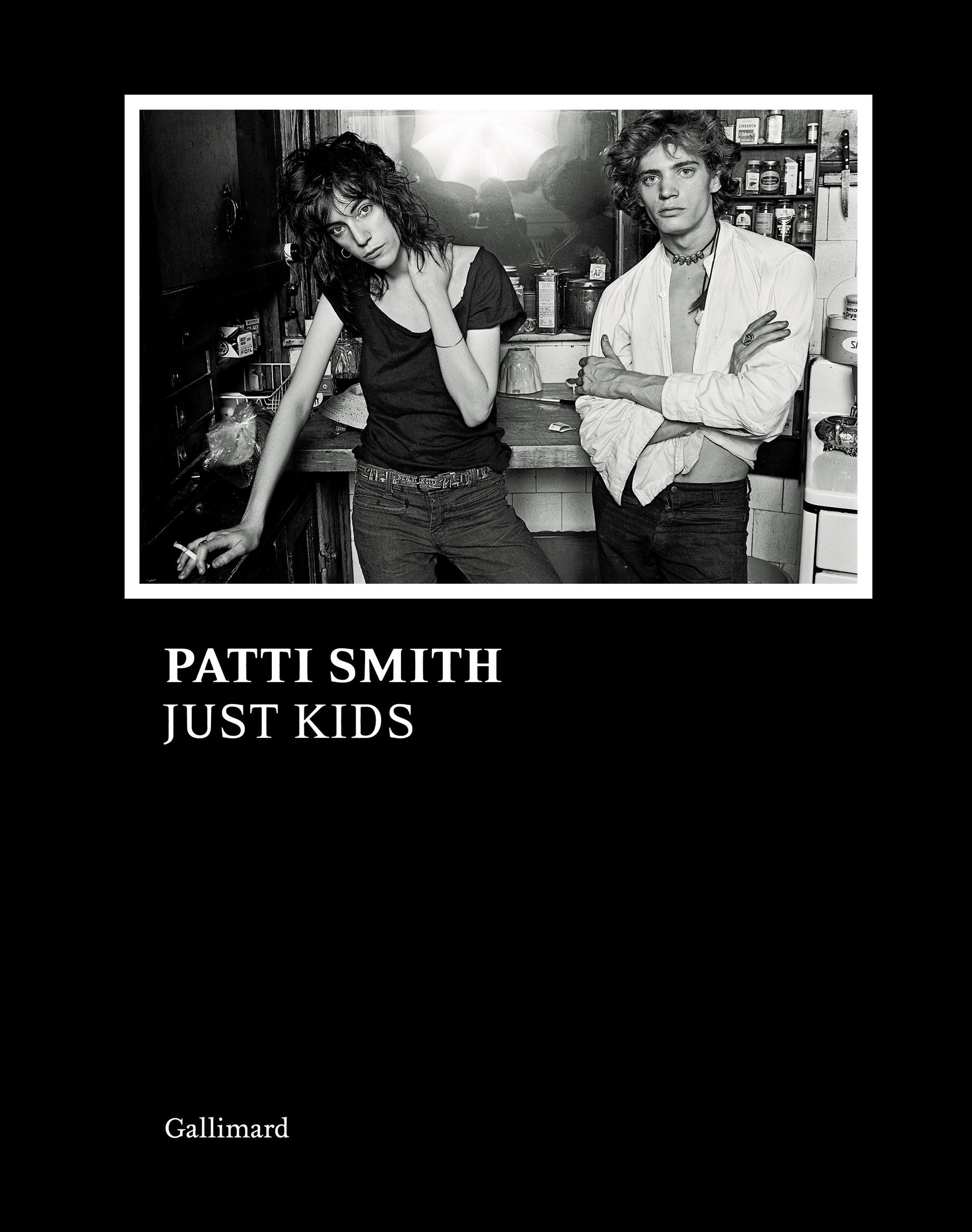 JUST KIDS (EDITION ILLUSTREE)