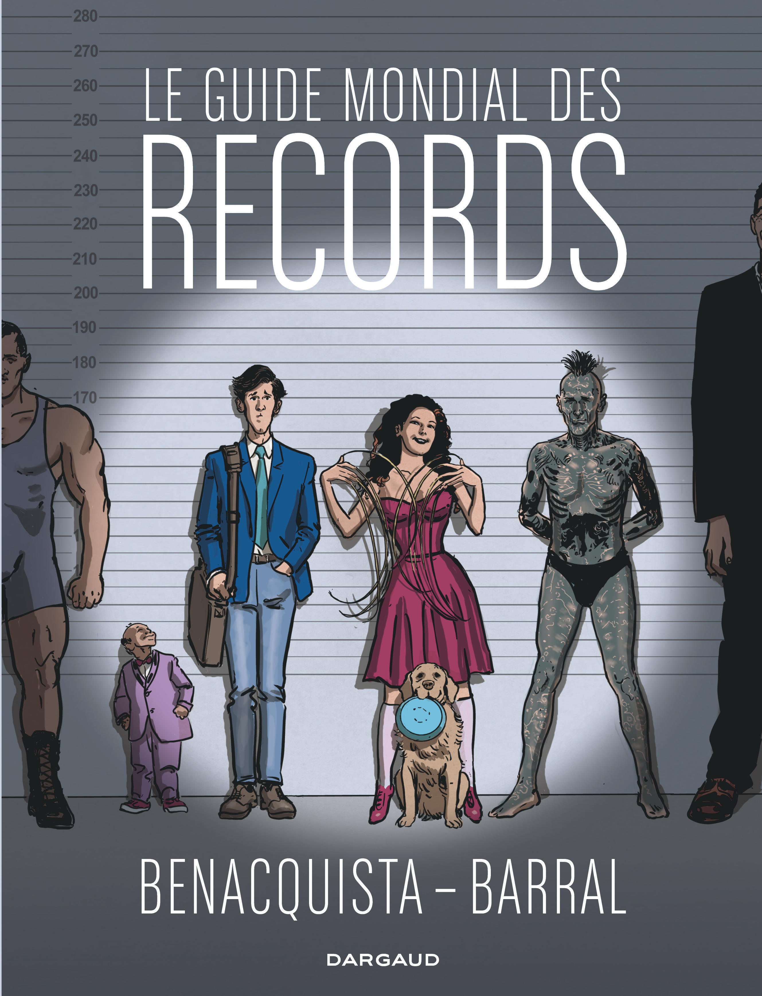 LE GUIDE MONDIAL DES RECORDS T1 LE GUIDE MONDIAL DES RECORDS