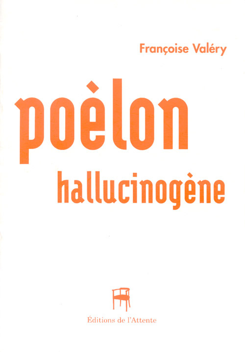 POELON HALLUCINOGENE - LIVRE POSTER