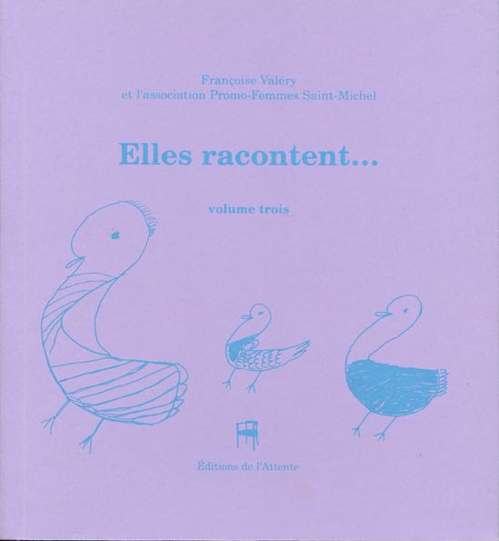 ELLES RACONTENT... VOLUME 3