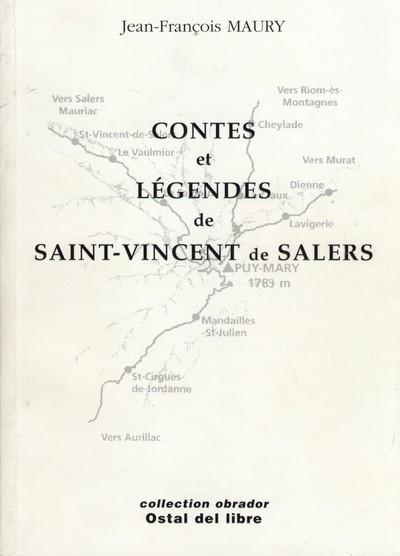 CONTES ET LEGENDES DE SAINT VINCENT DE SALERS (BIL)