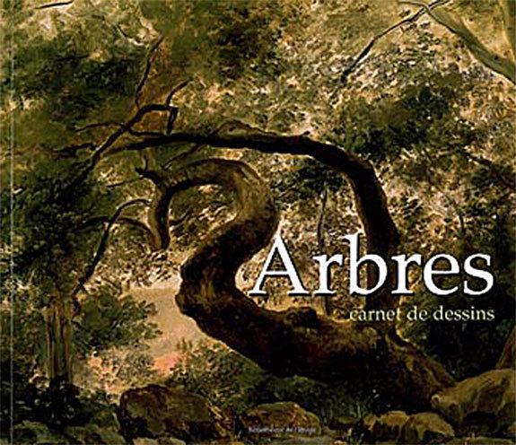 ARBRES. CARNET DE DESSINS