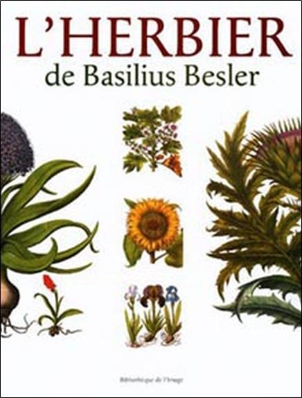 HERBIER DE BASILIUS BESLER