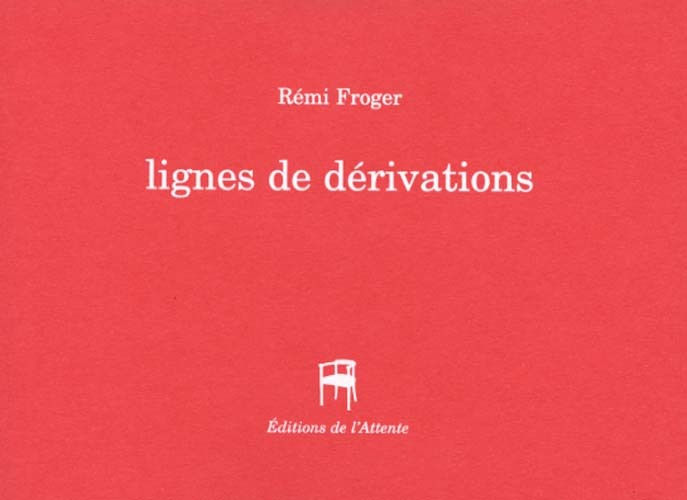 LIGNES DE DERIVATION