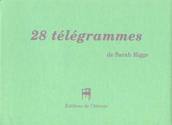 28 TELEGRAMMES