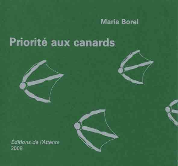PRIORITE AUX CANARDS
