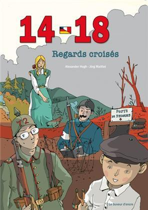 CARNETS 14-18 - 4 HISTOIRES