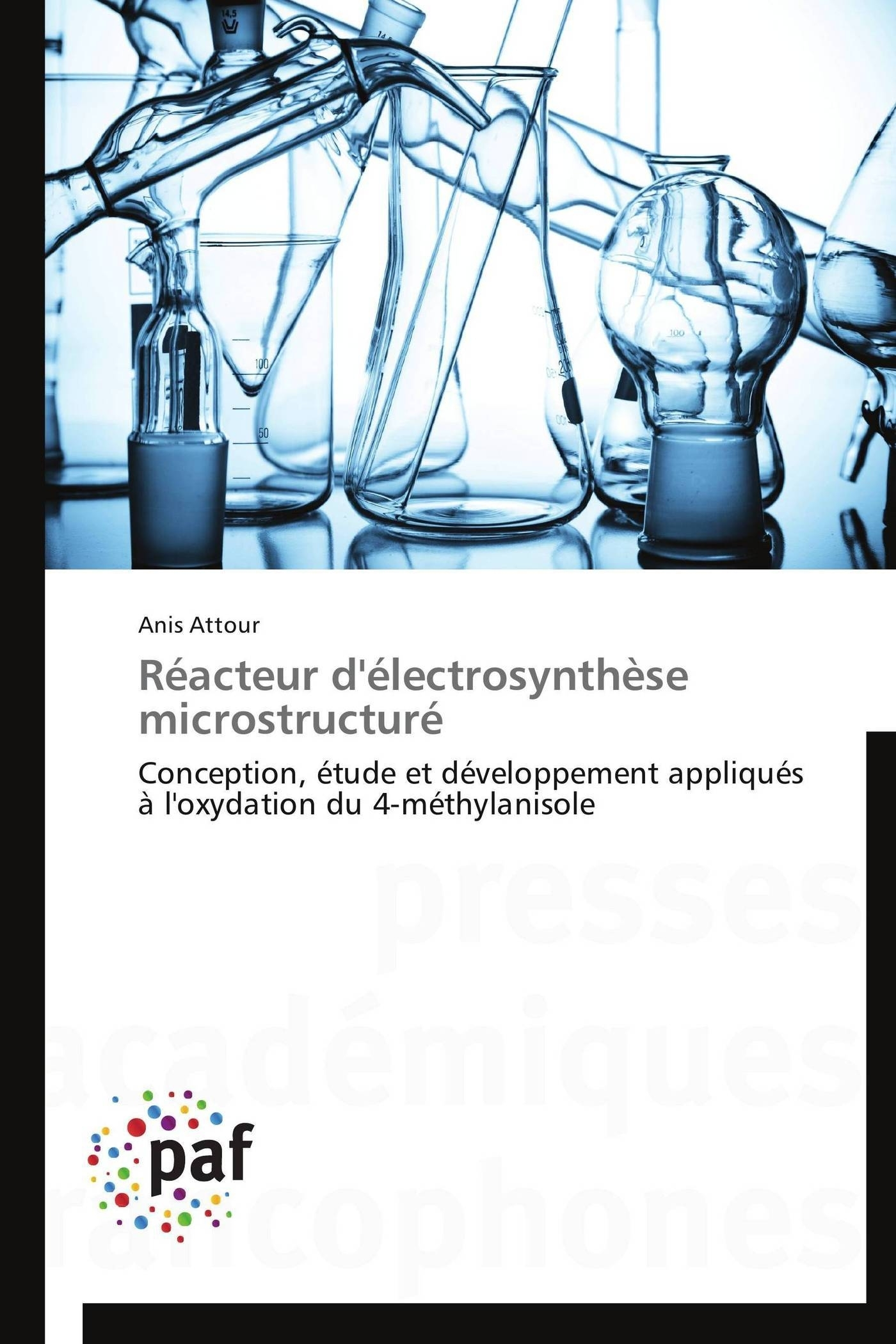 REACTEUR D'ELECTROSYNTHESE MICROSTRUCTURE