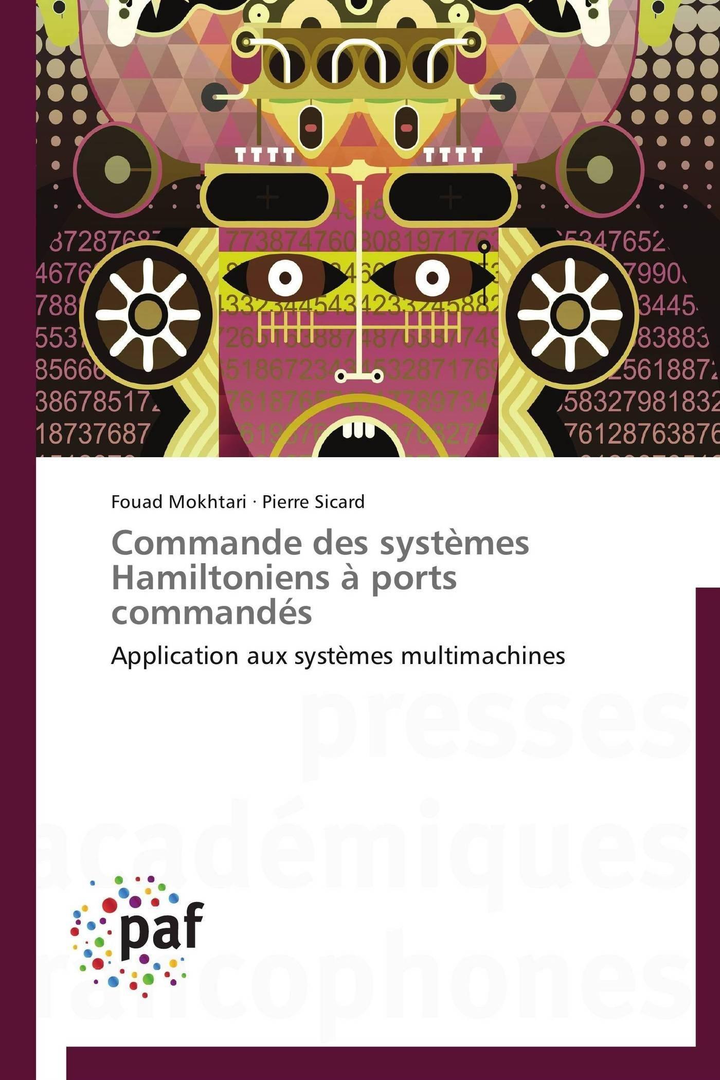 COMMANDE DES SYSTEMES HAMILTONIENS A PORTS COMMANDES