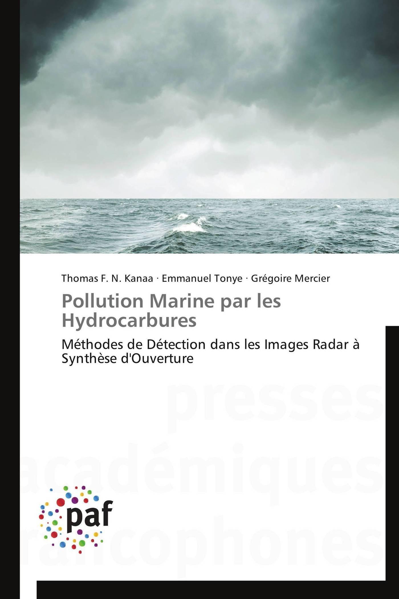 POLLUTION MARINE PAR LES HYDROCARBURES