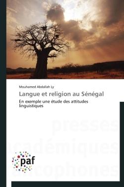 LANGUE ET RELIGION AU SENEGAL