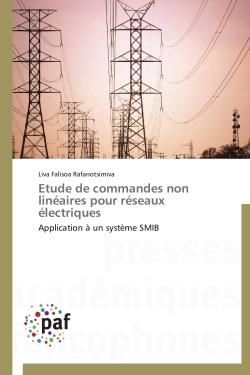ETUDE DE COMMANDES NON LINEAIRES POUR RESEAUX ELECTRIQUES