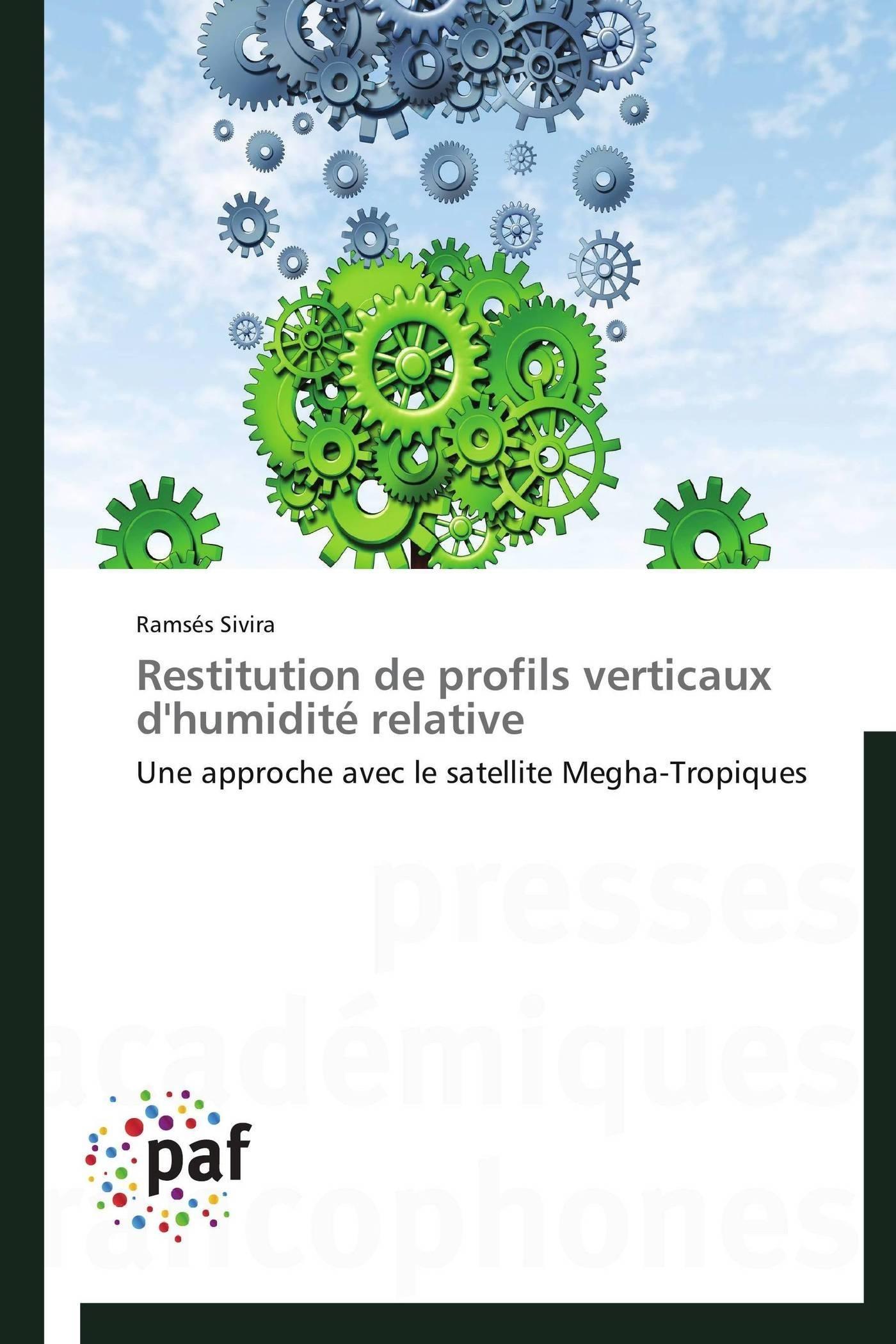 RESTITUTION DE PROFILS VERTICAUX D'HUMIDITE RELATIVE
