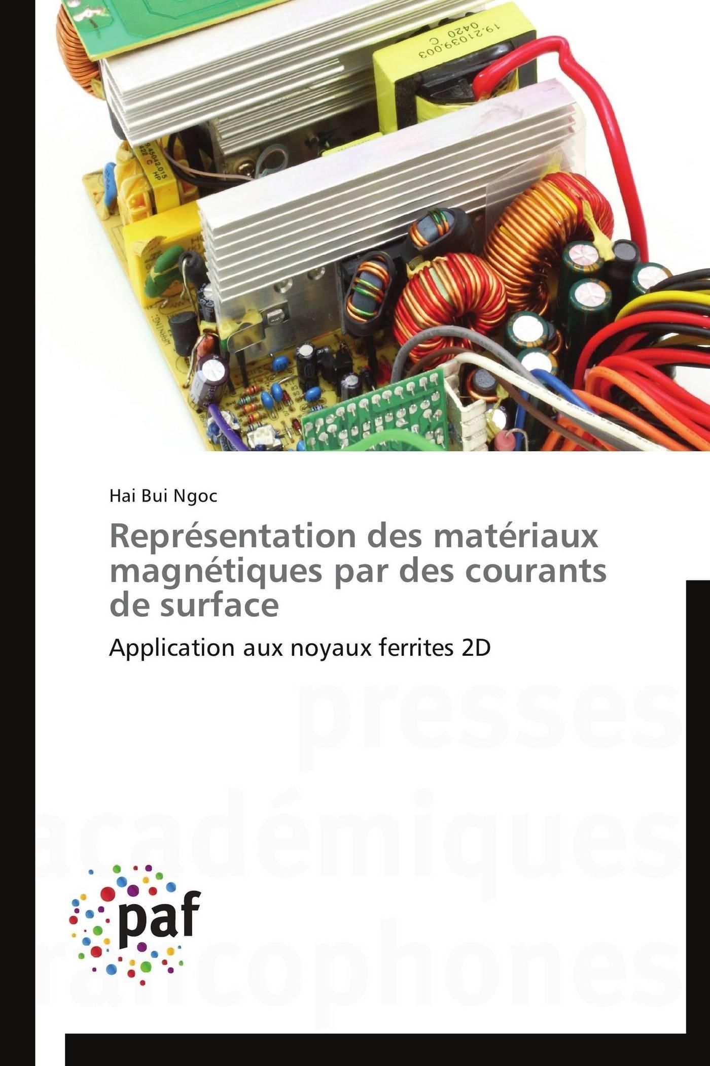 REPRESENTATION DES MATERIAUX MAGNETIQUES PAR DES COURANTS DE SURFACE