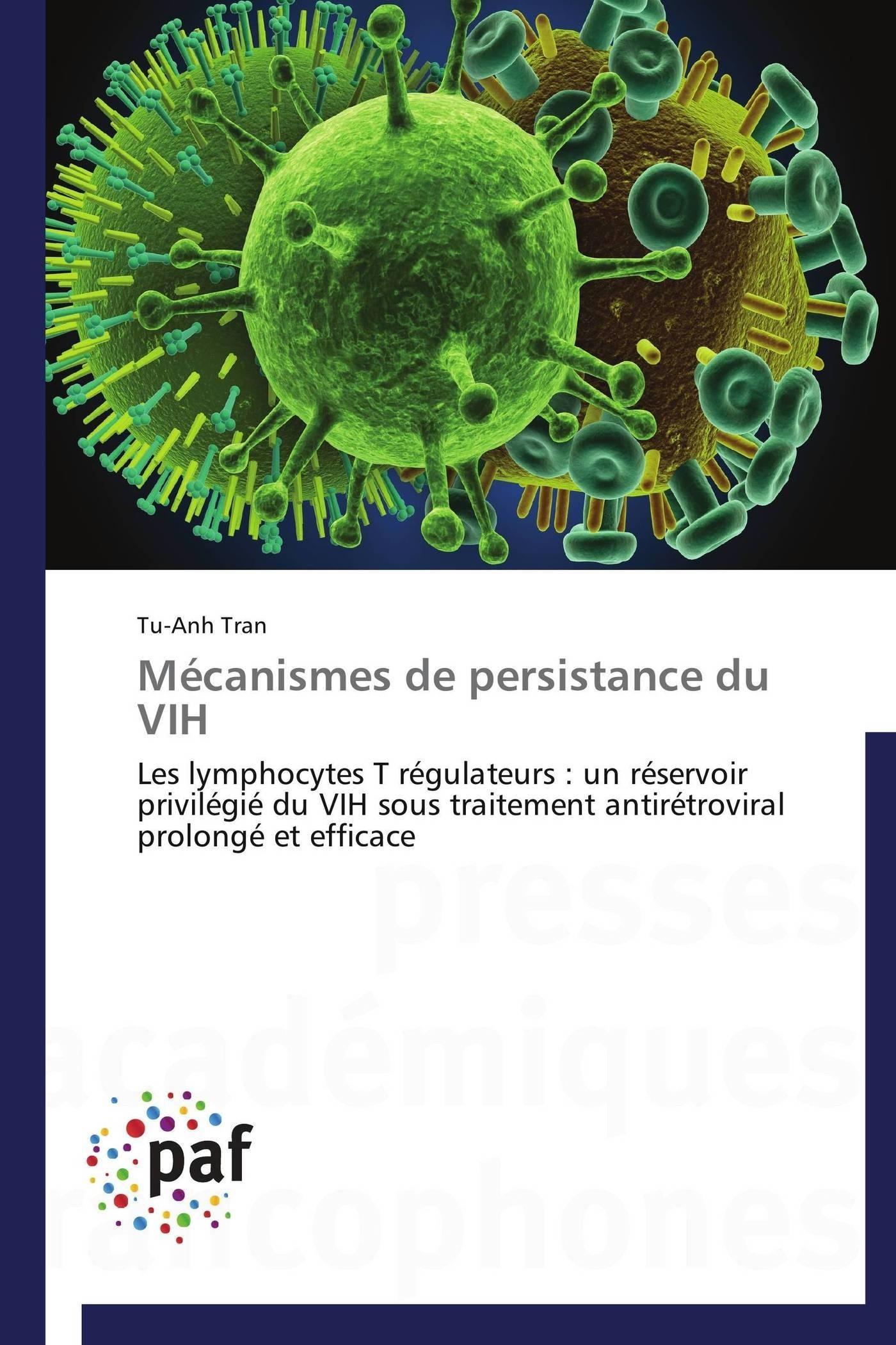 MECANISMES DE PERSISTANCE DU VIH