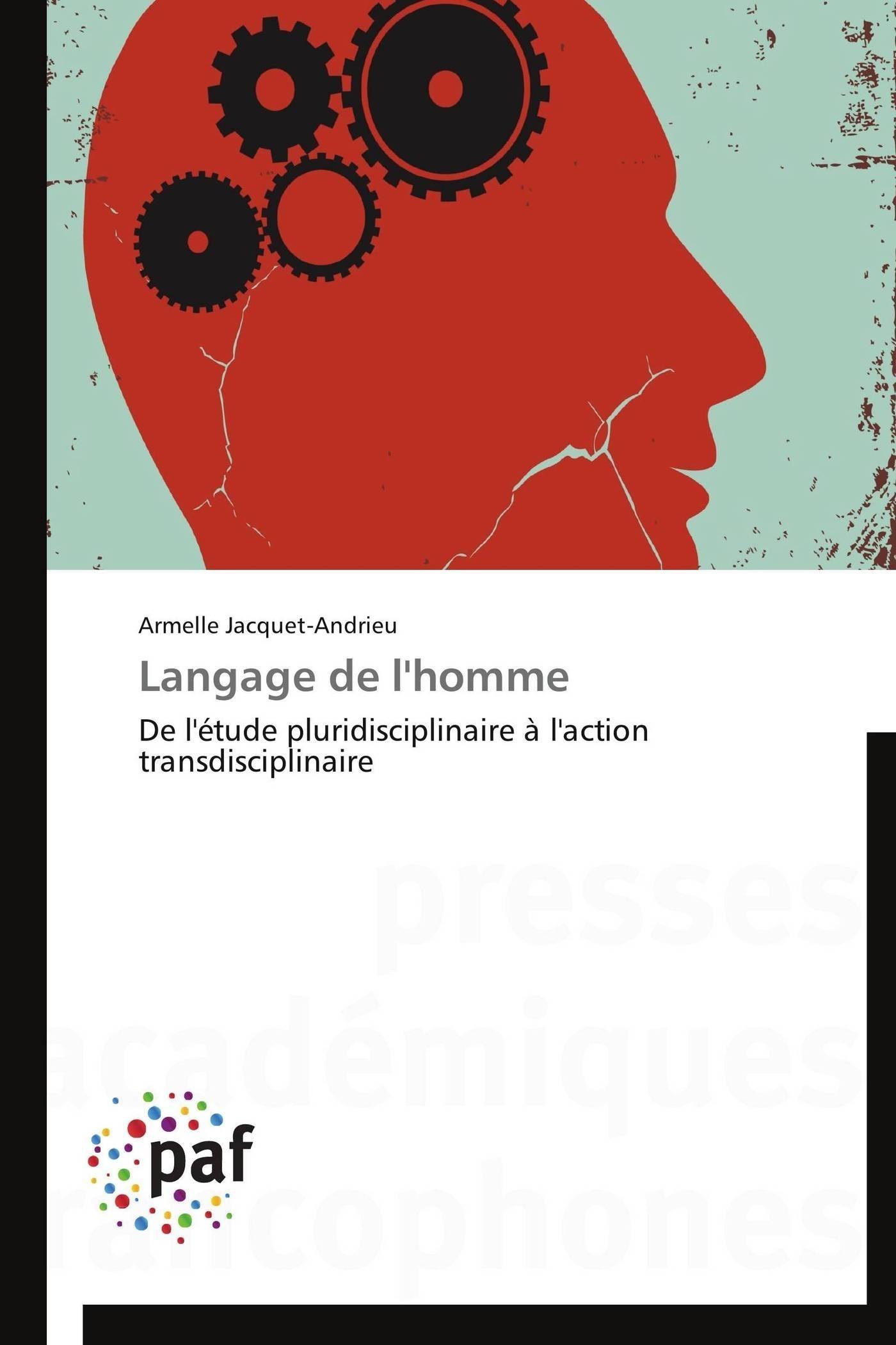 LANGAGE DE L'HOMME
