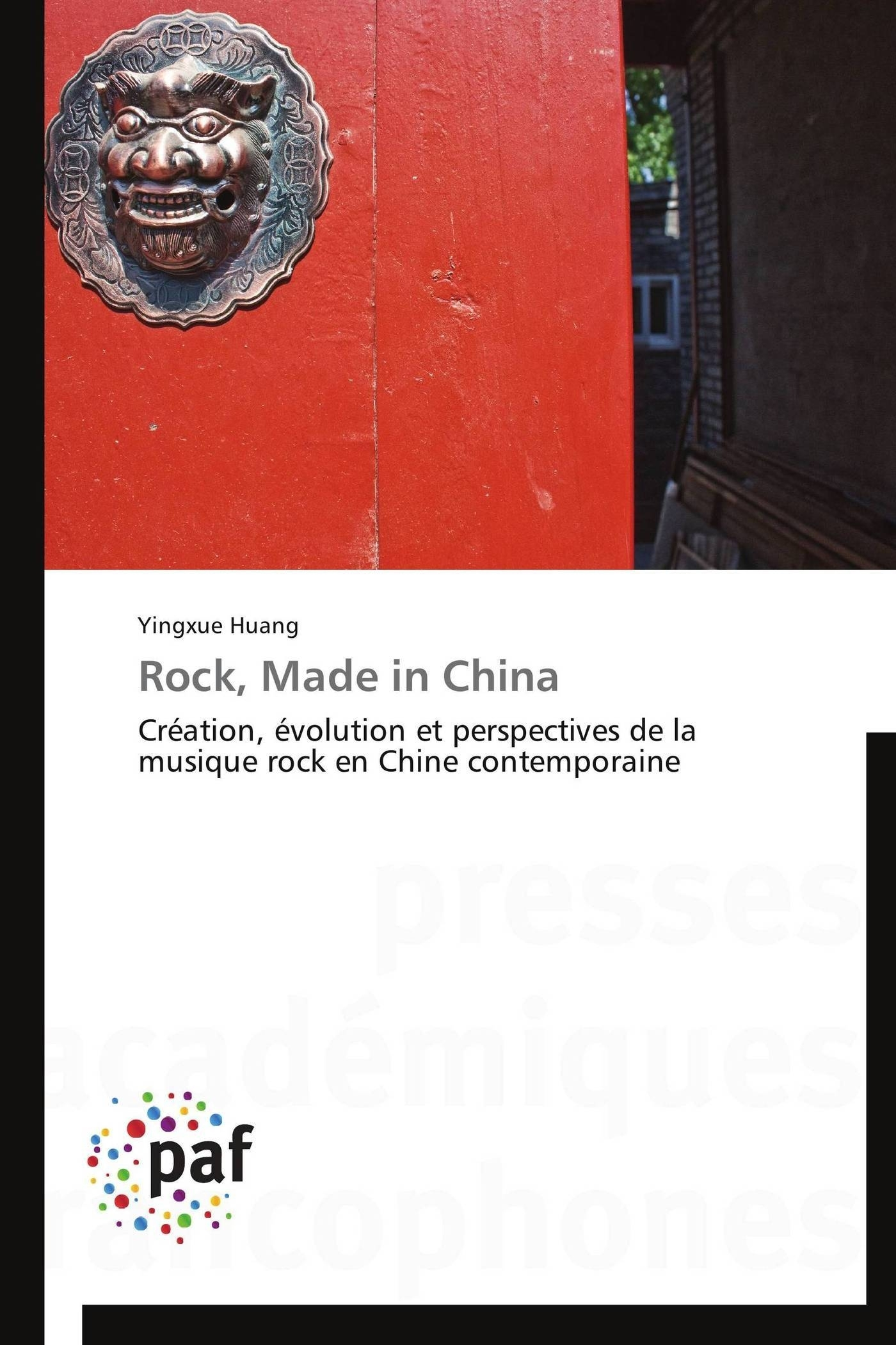 ROCK, MADE IN CHINA
