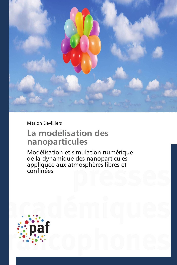 LA MODELISATION DES NANOPARTICULES