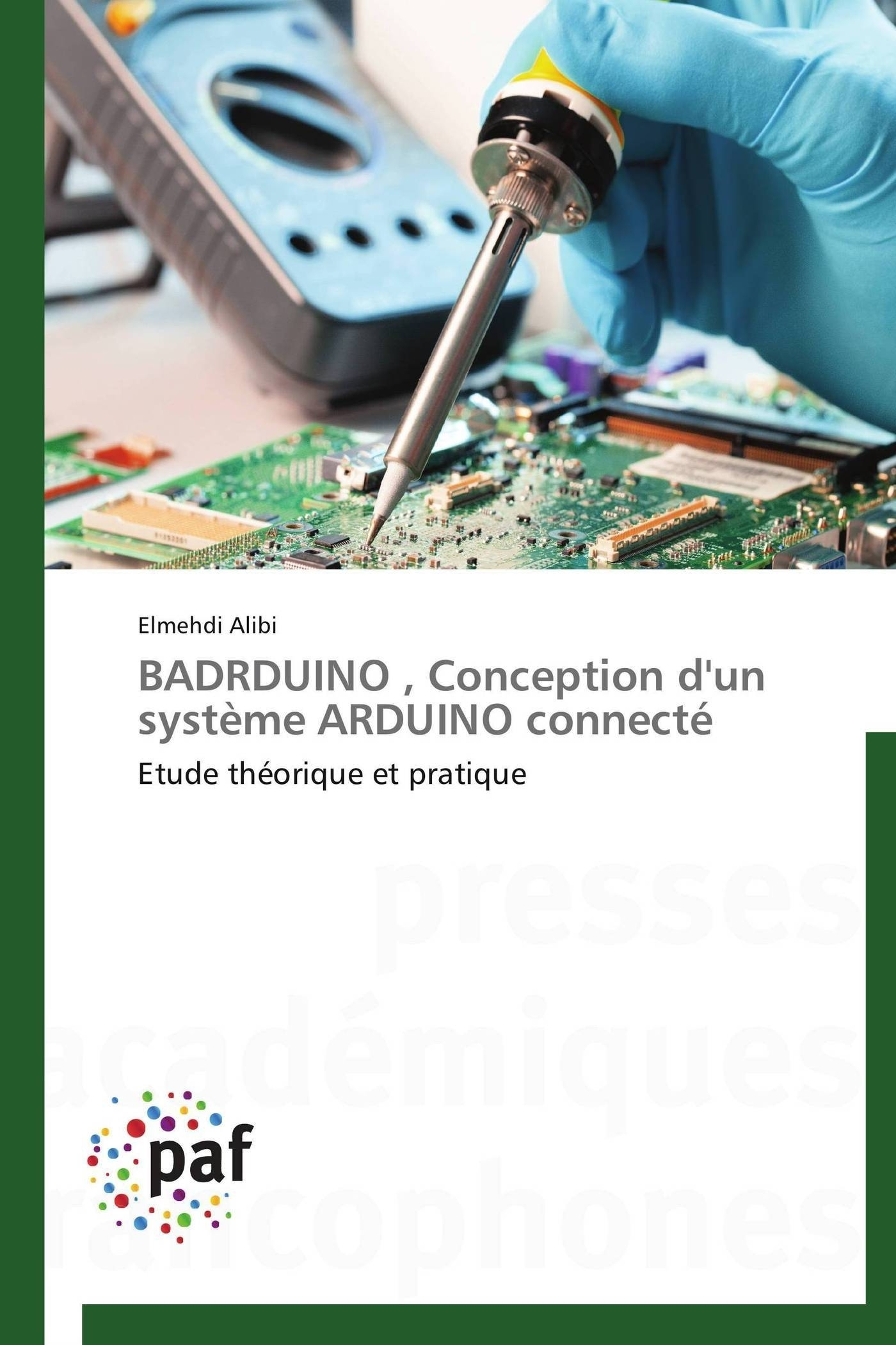 BADRDUINO , CONCEPTION D'UN SYSTEME ARDUINO CONNECTE