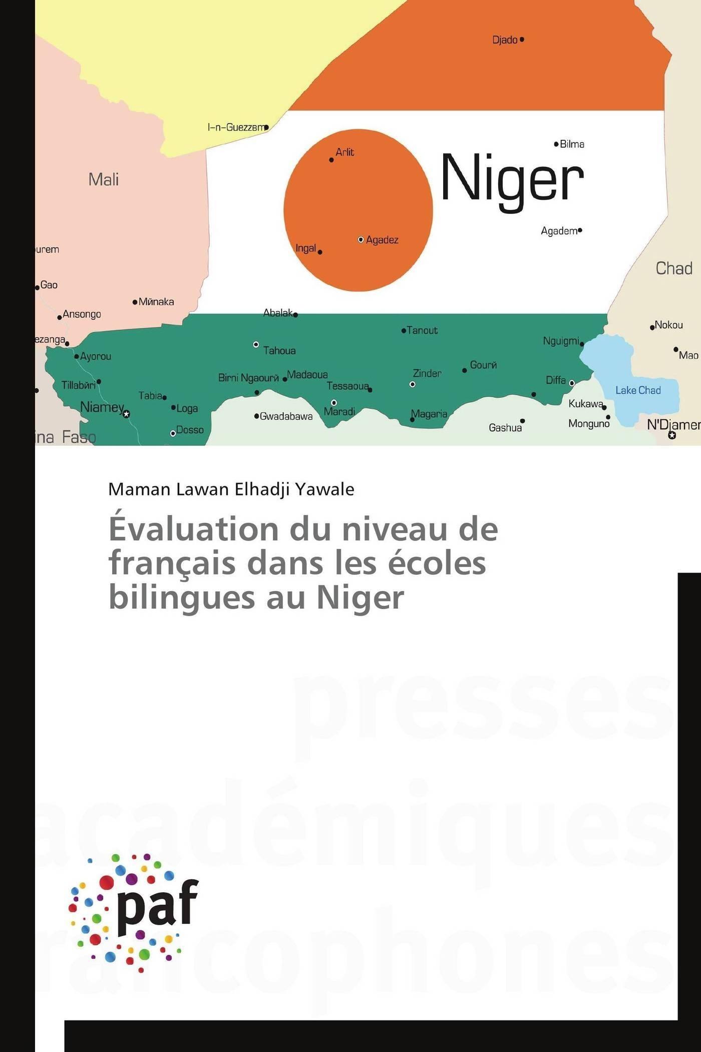 EVALUATION DU NIVEAU DE FRANCAIS DANS LES ECOLES BILINGUES AU NIGER