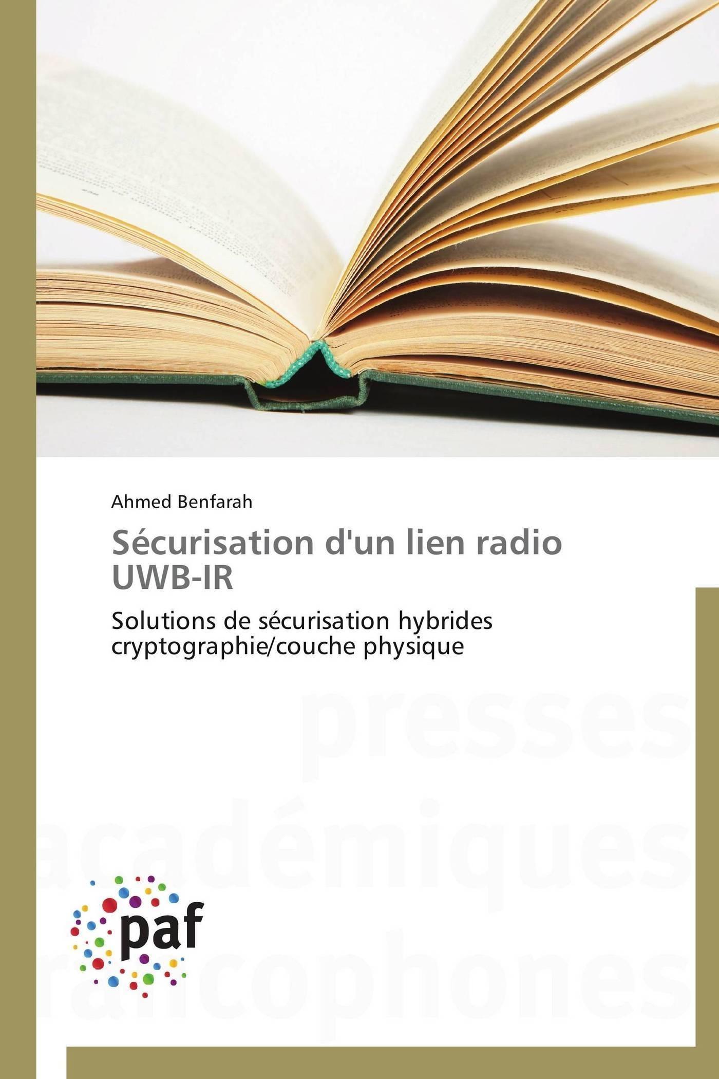 SECURISATION D'UN LIEN RADIO UWB-IR