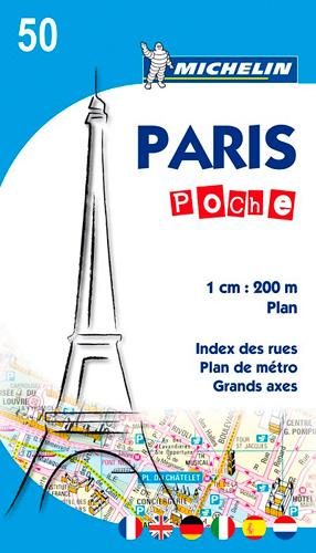 PARIS POCHE - PLAN