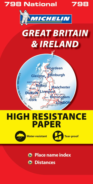 GRANDE BRETAGNE, IRLANDE - INDECHIRABLE / GREAT BRITAIN & IRELAND- HIGH RESISTANCE PAPER
