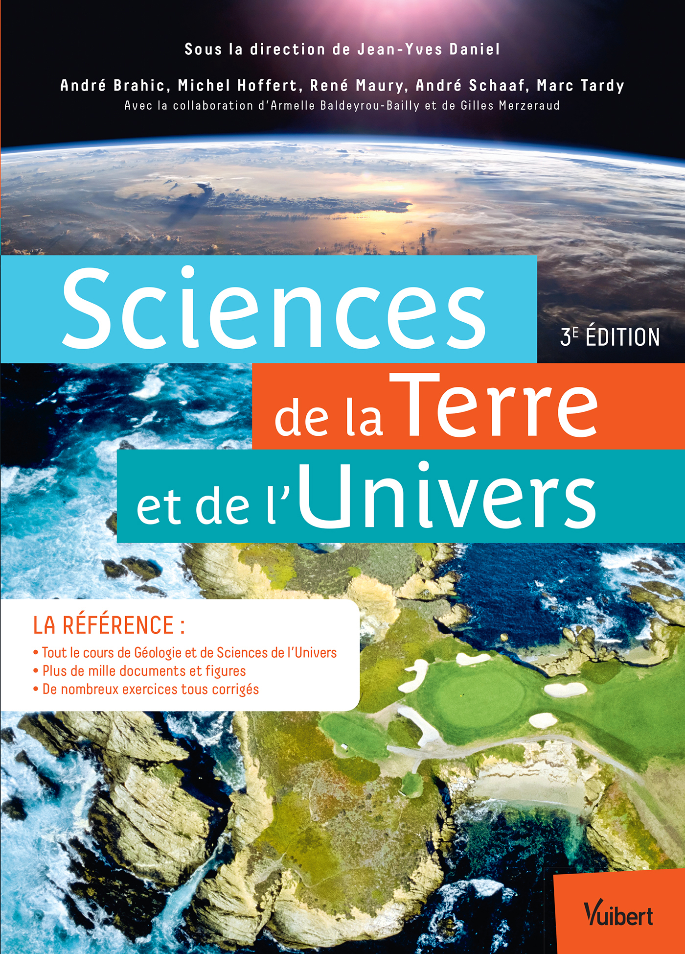 SCIENCES DE LA TERRE ET DE L'UNIVERS 3E EDT