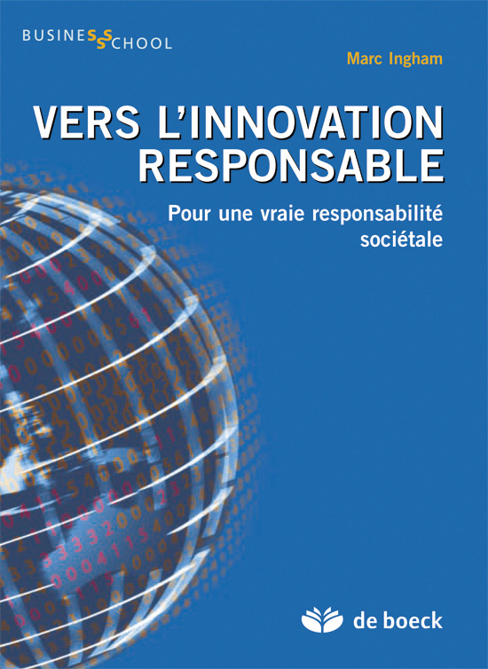 VERS L'INNOVATION RESPONSABLE