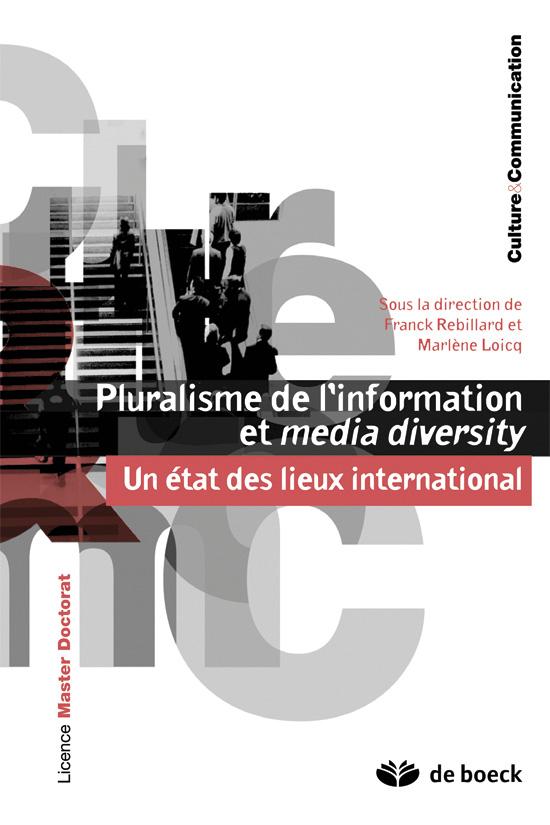 PLURALISME DE L'INFORMATION ET MEDIA DIVERSITY