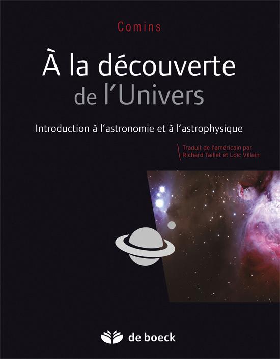 A LA DECOUVERTE DE L'UNIVERS
