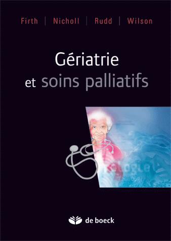 GERIATRIE ET SOINS PALLIATIFS