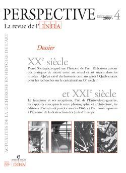 REVUE PERSPECTIVES N° 4/2009 XX EME SIECLE ET XXI EME SIECLE