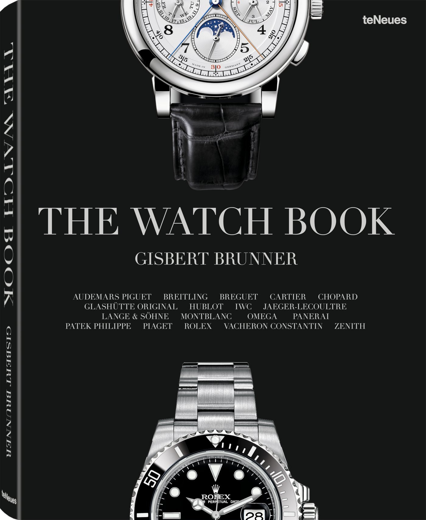 THE ULTIMATE WATCH BOOK