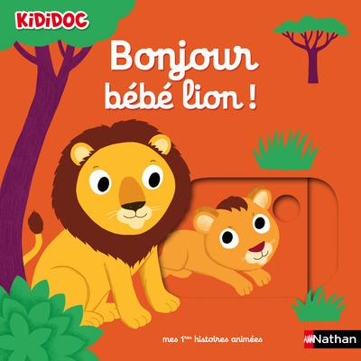 BONJOUR BEBE LION !