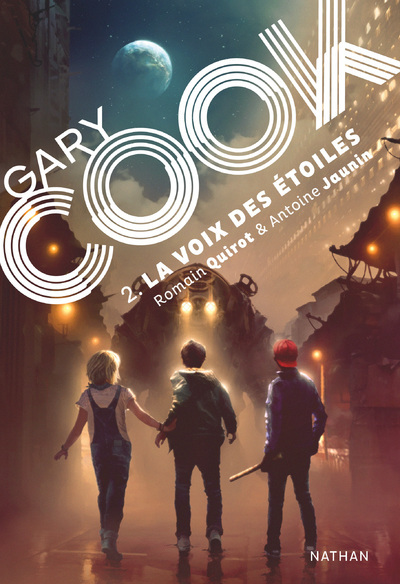 GARY COOK - TOME 2 LA VOIX DES ETOILES