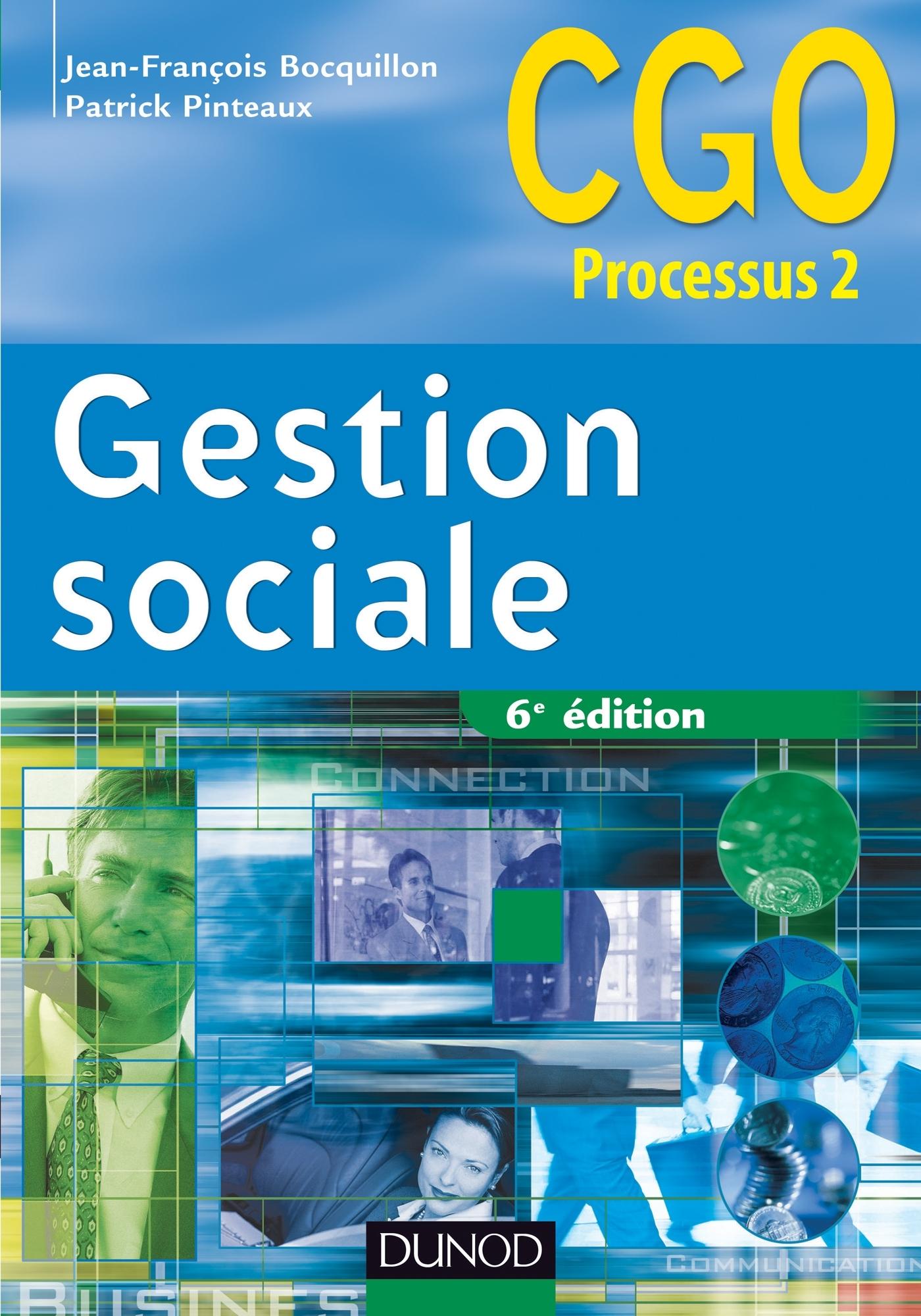 GESTION SOCIALE - 6E EDITION - MANUEL