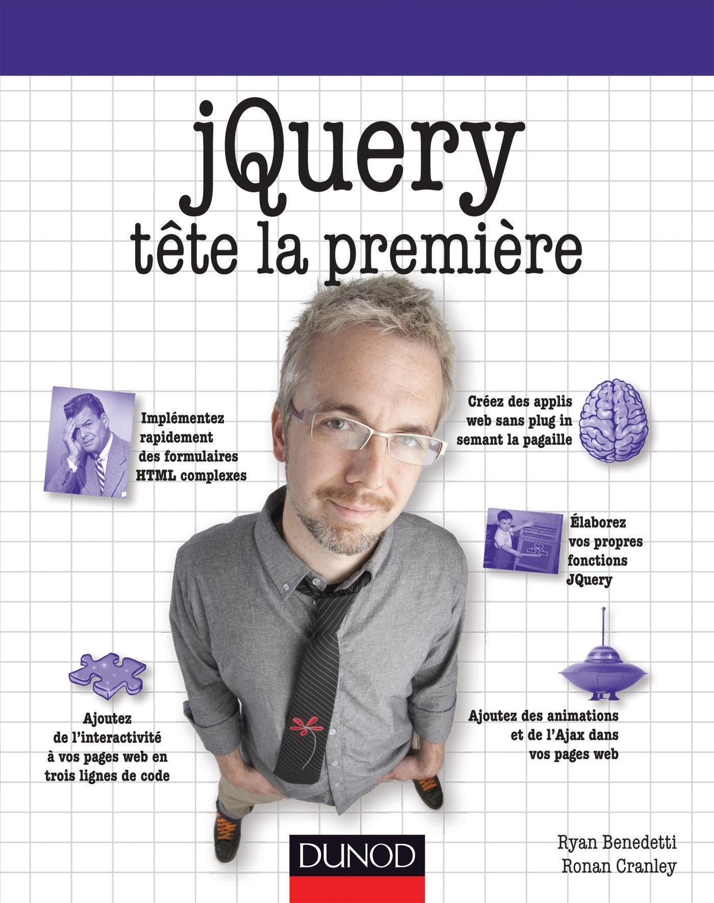 JQUERY TETE LA PREMIERE