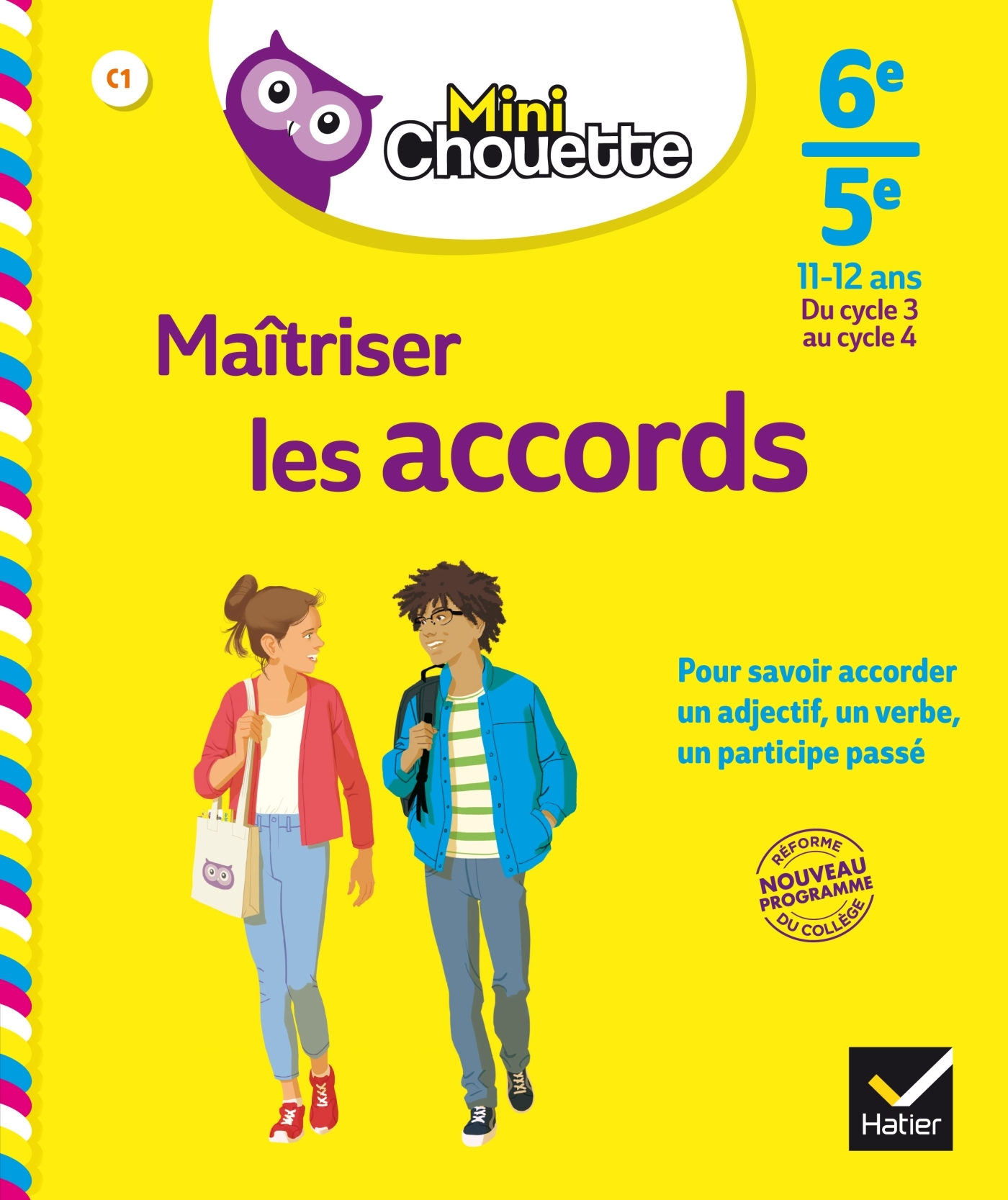 MINI CHOUETTE MAITRISER LES ACCORDS 6E/ 5E