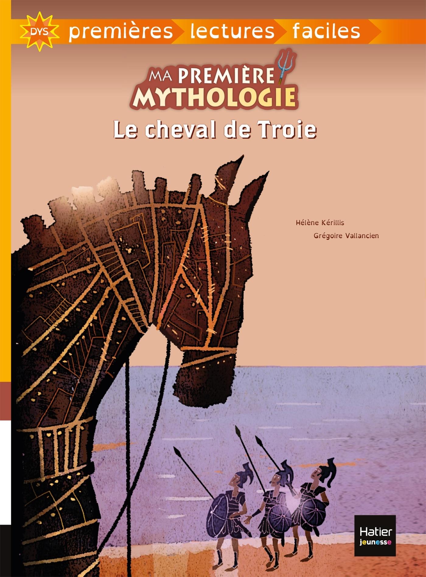 LE CHEVAL DE TROIE- MYTHOLOGIE ADAPTE