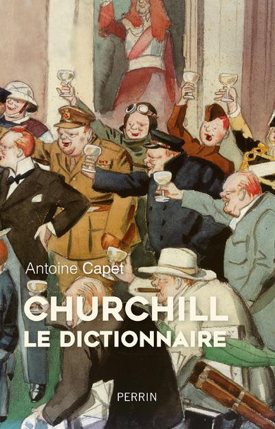 CHURCHILL LE DICTIONNAIRE