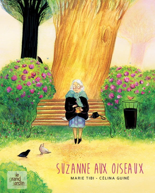 SUZANNE AUX OISEAUX