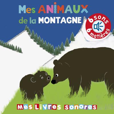MES ANIMAUX DE LA MONTAGNE SONORE ET A TOUCHER