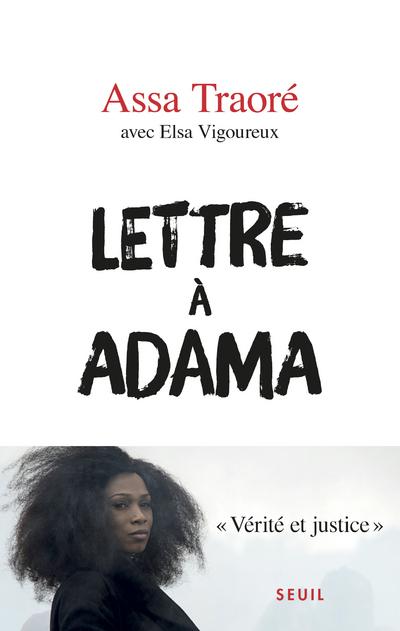 LETTRE A ADAMA