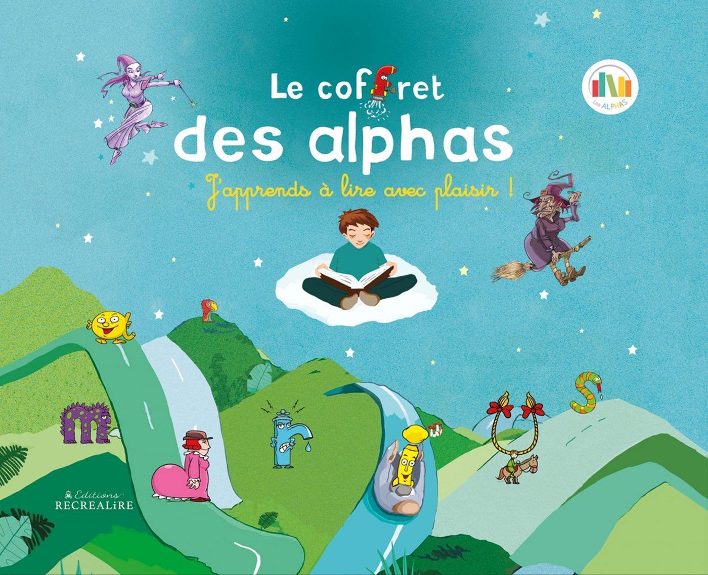 COFFRET METAL DES ALPHAS (LE)