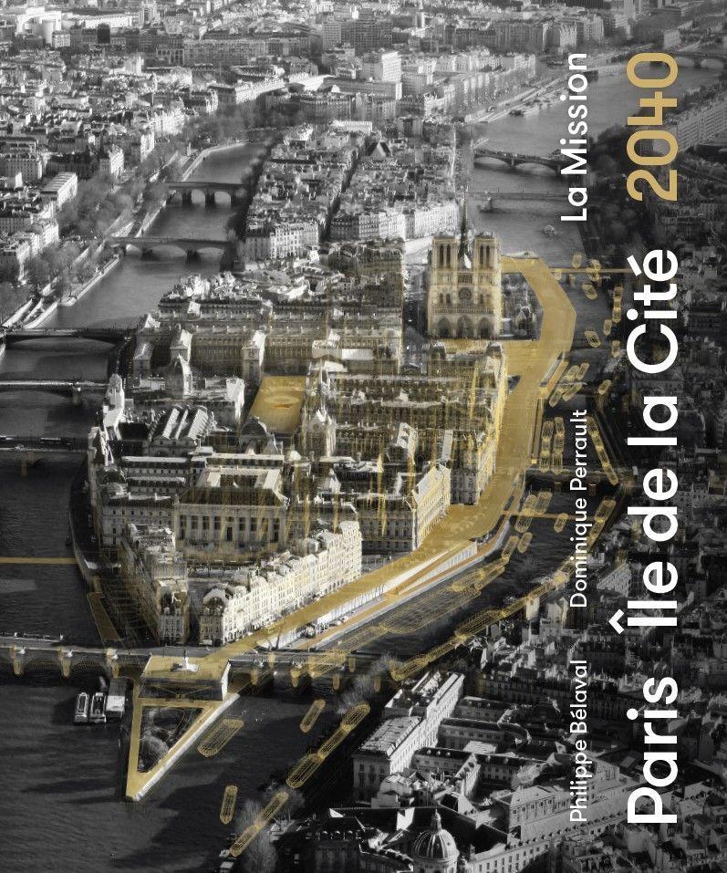 PARIS, ILE DE LA CITE 2040