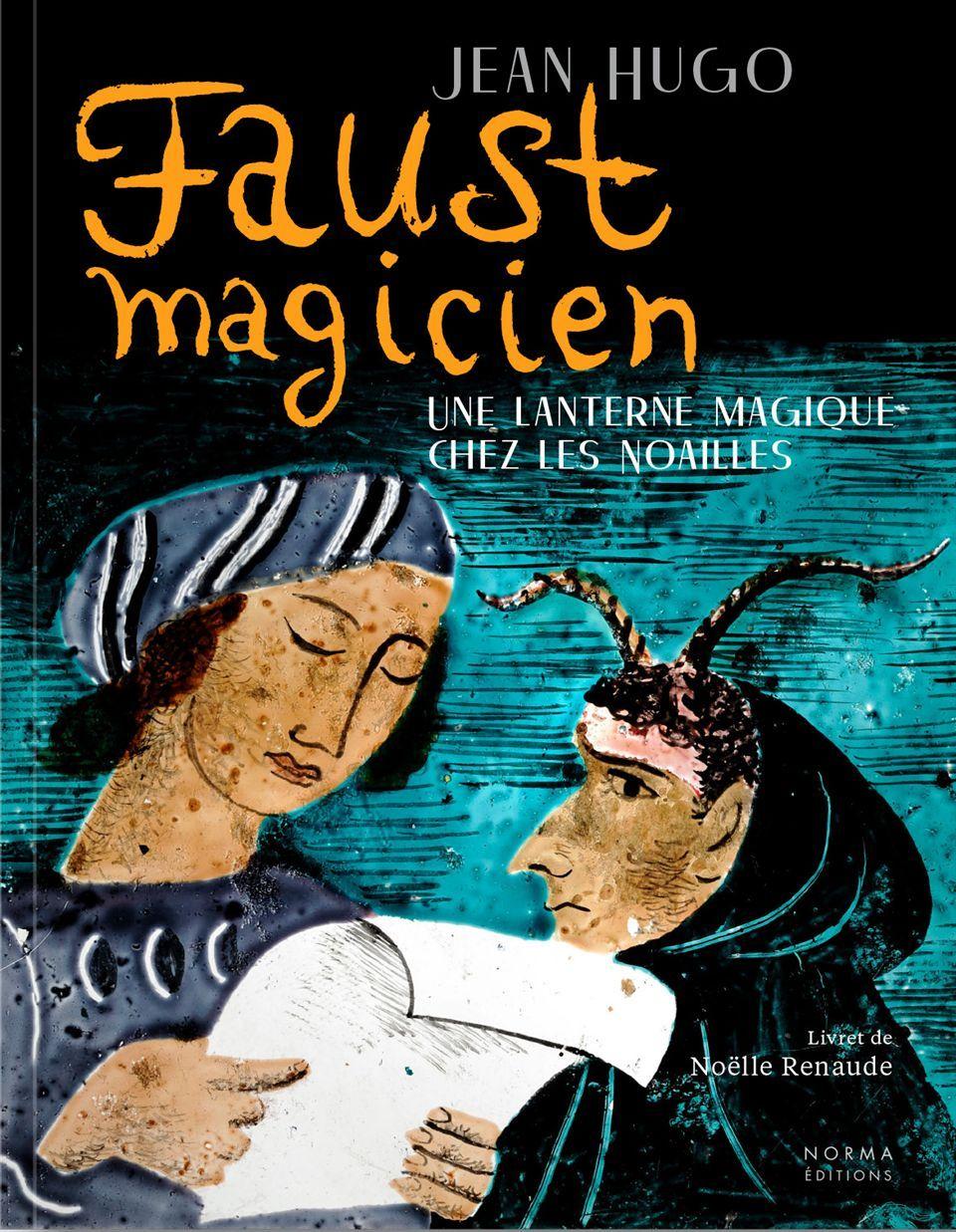 FAUST MAGICIEN - JEAN HUGO